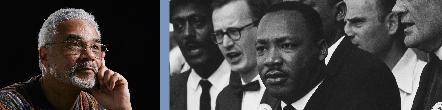 MLK event with Dr. Clayborne Carson