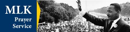 MLK Prayer Service