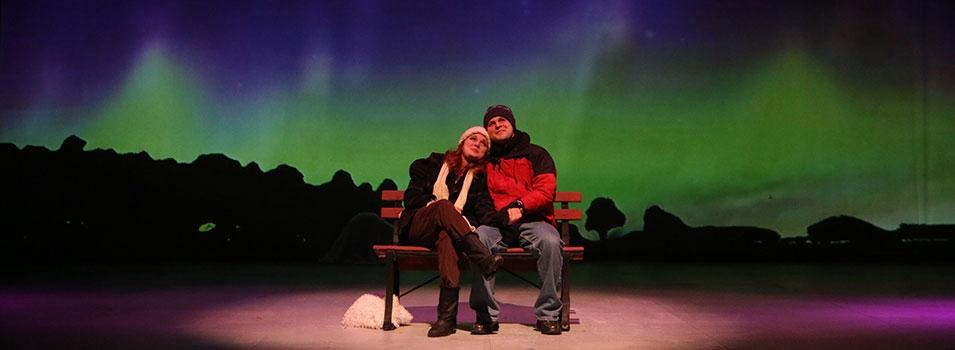Almost, Maine Production Photo