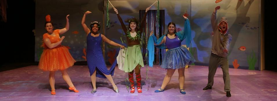 Theatre Arts Fancy Nancy Production Photo