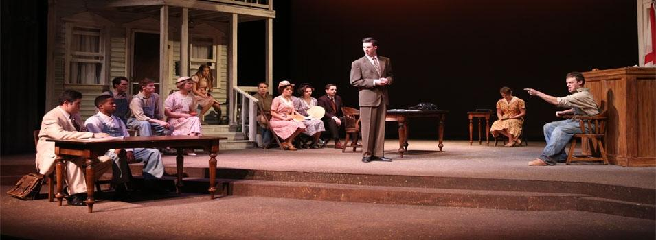To Kill a Mockingbird Production Photo