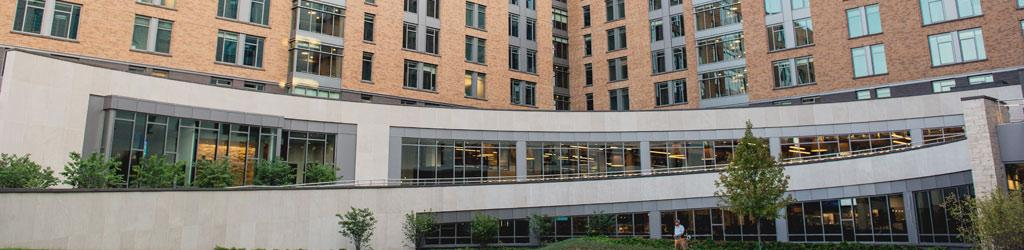 Learn about our newest residence hall, The Commons