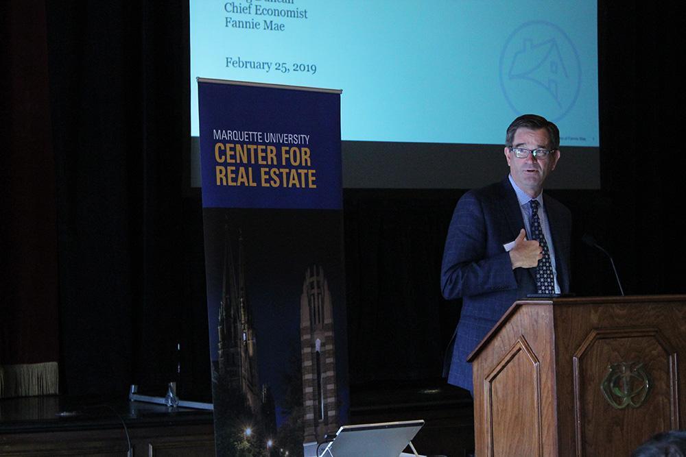 2019 Residential Real Estate Summit Keynote