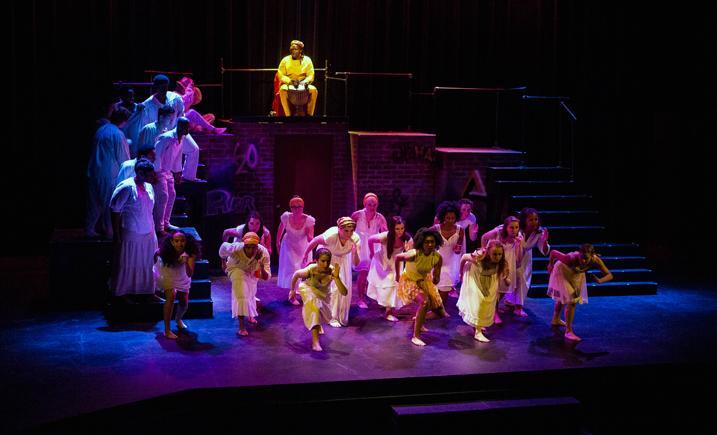 Theatre Arts production