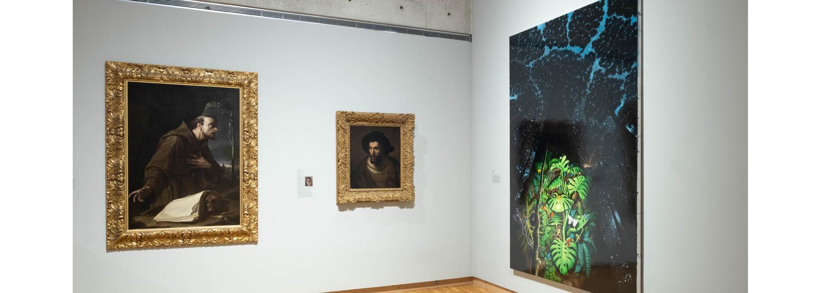 Francesco Trevisani, Rembrant Workshop, and Alexis Rockman