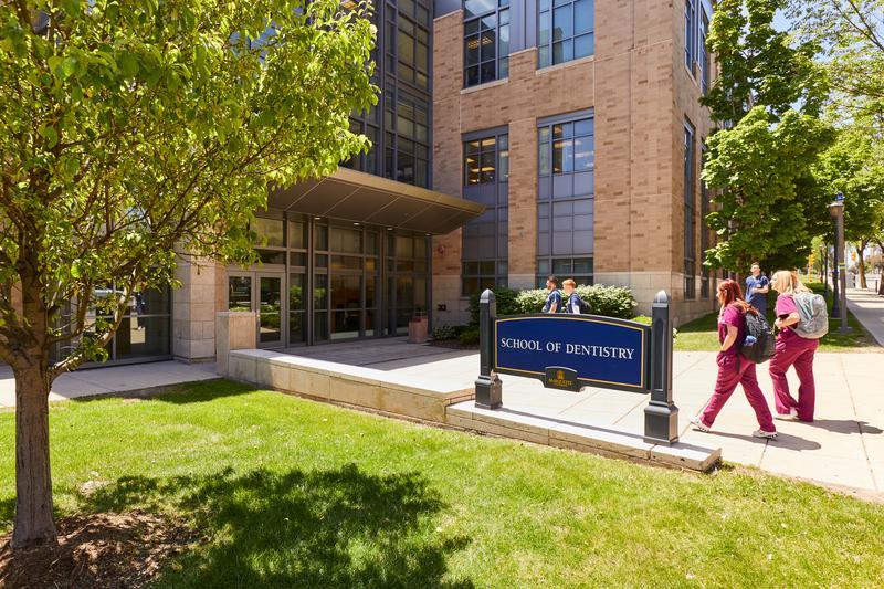 Dental School Entrance