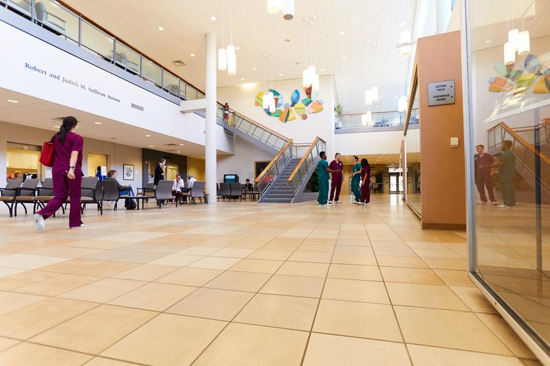 Dental School Atrium