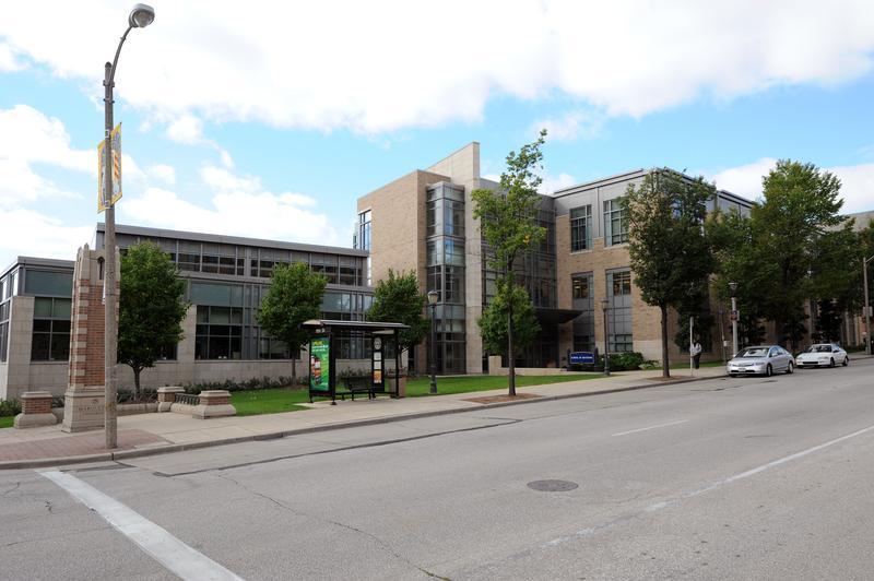 Dental School Exterior