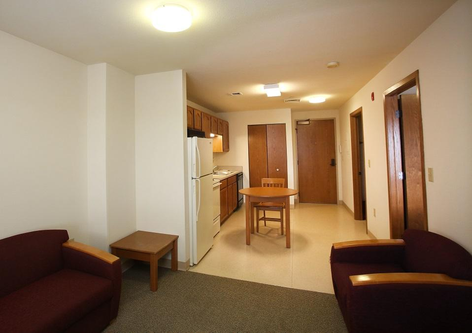 Campus Town East Addition One-Bedroom