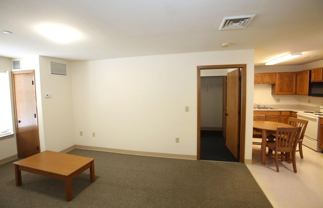 Campus Town East Addition Two-Bedroom