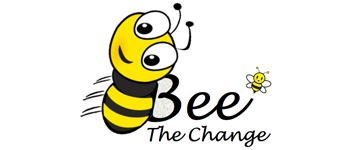 Bee the Change logo