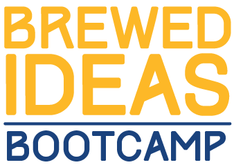 Brewed Ideas Bootcamp Logo