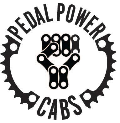 Pedal Power Cabs logo