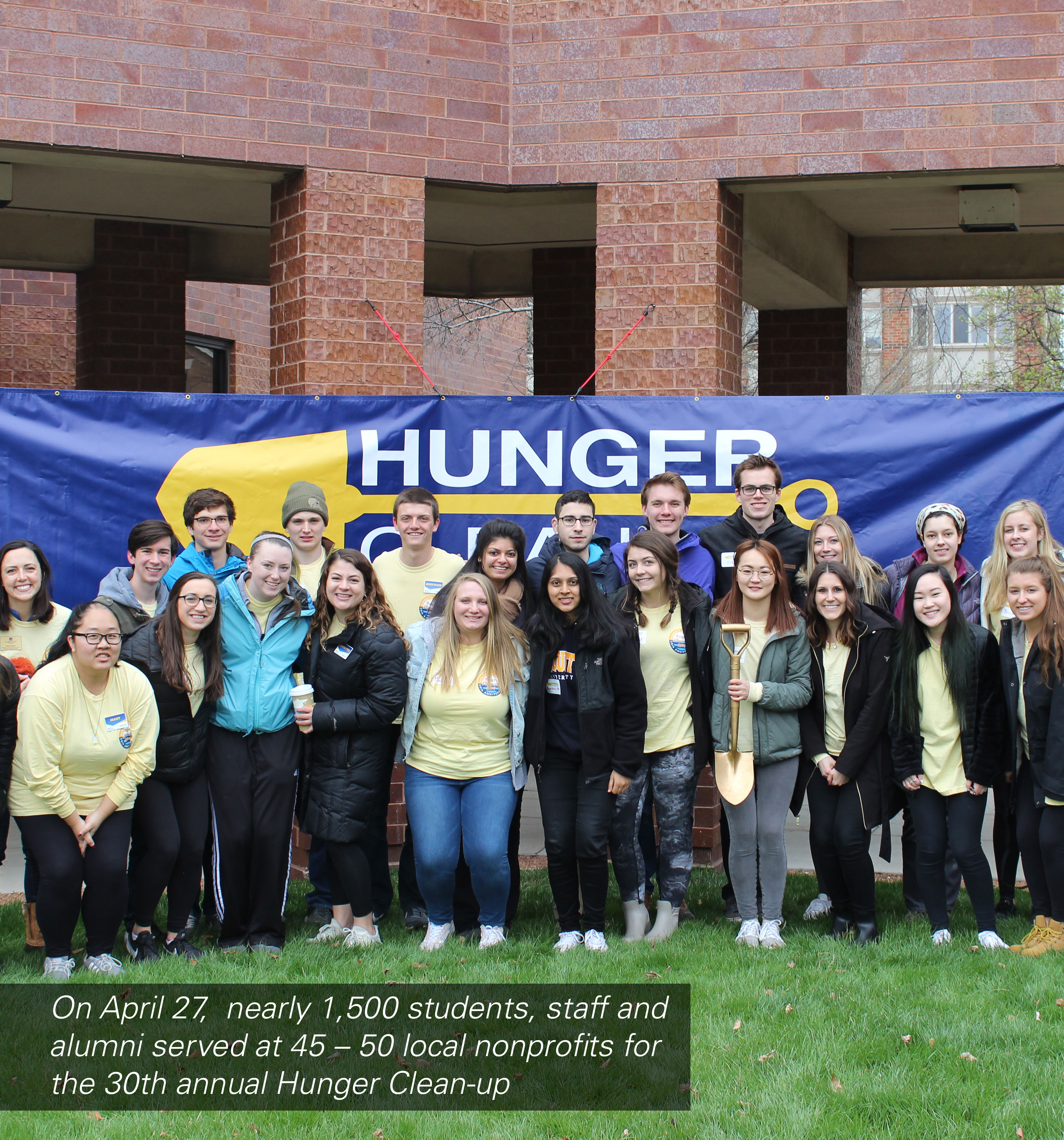 Hunger Clean-Up