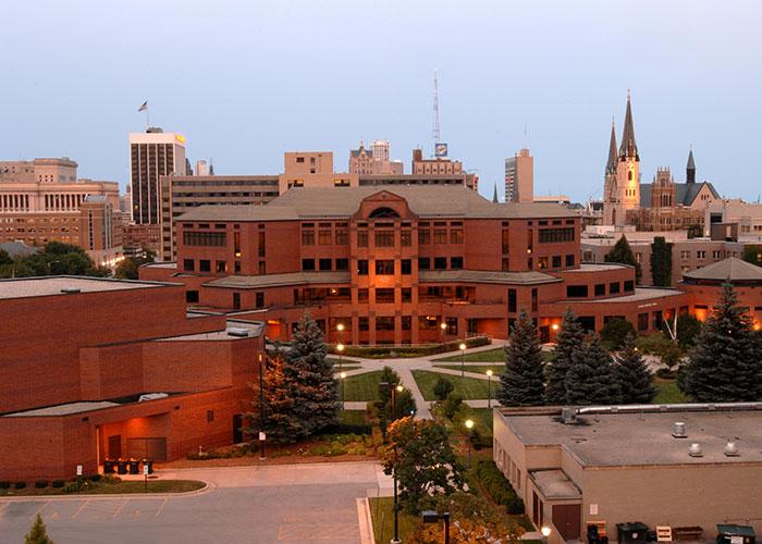 Alumni Memorial Union
