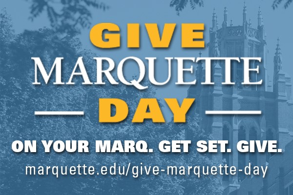 Give Marquette Day