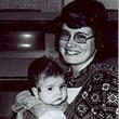 Maureen and Bethany Hoffman 1978