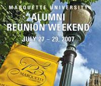 Reunion Weekend 2007