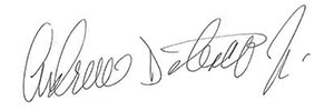 Andrew Detesco Signature