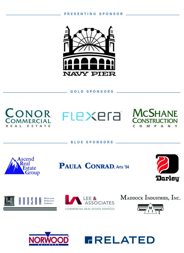 Chicago CIRCLES 2018 Sponsors