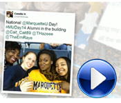 National Marquette Day 2014 Slideshow