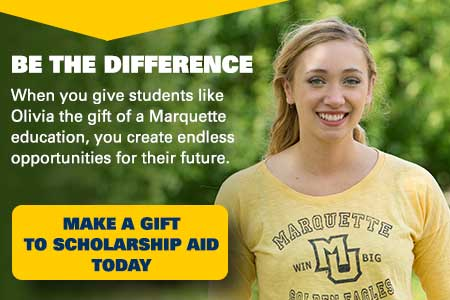 Give to Marquette