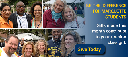Contribute to your Alumni Reunion Weekend class gift