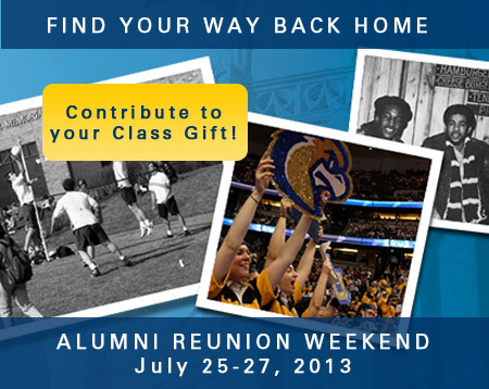 Alumni Reunion Weekend