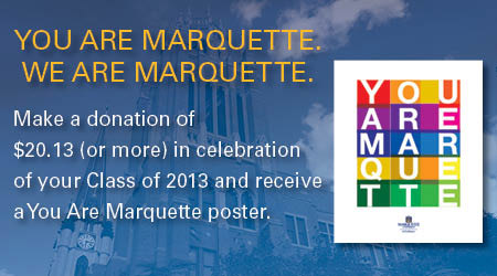 You Are Marquette poster