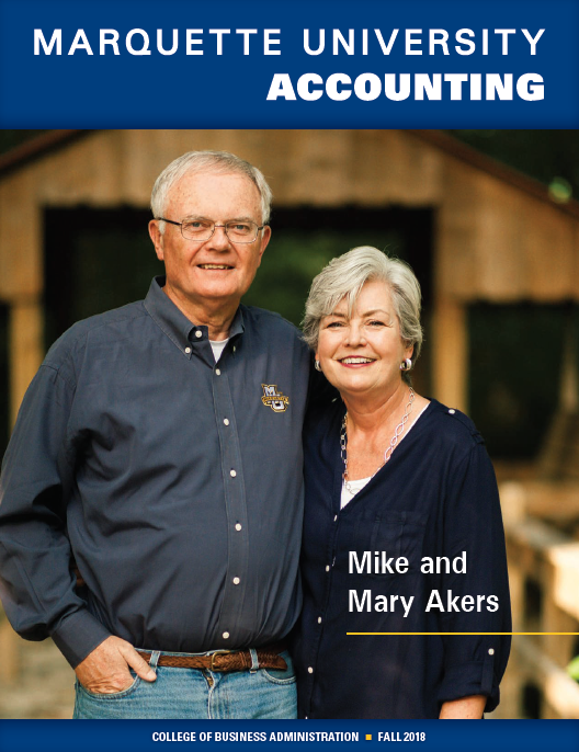 2018 Accounting Magazine cover