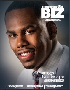 Biz Magazine cover