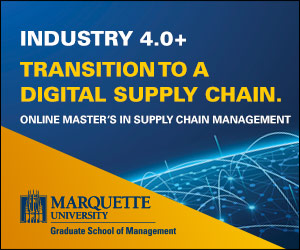 Online master in supply chain management