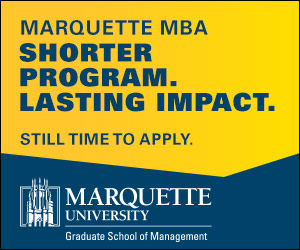 Marquette MBA: Reputation Matters