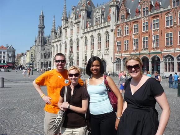 Study Abroad // Business // Marquette University