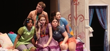 Fancy Nancy Production Photo