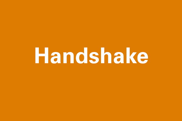 Handshake Graphic