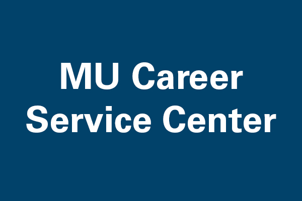 MU Career Service Center