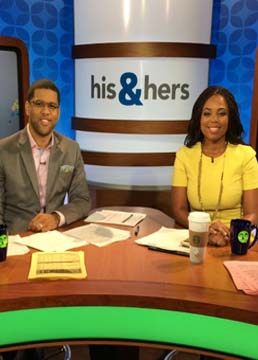 Michael Smith and Jemele Hill