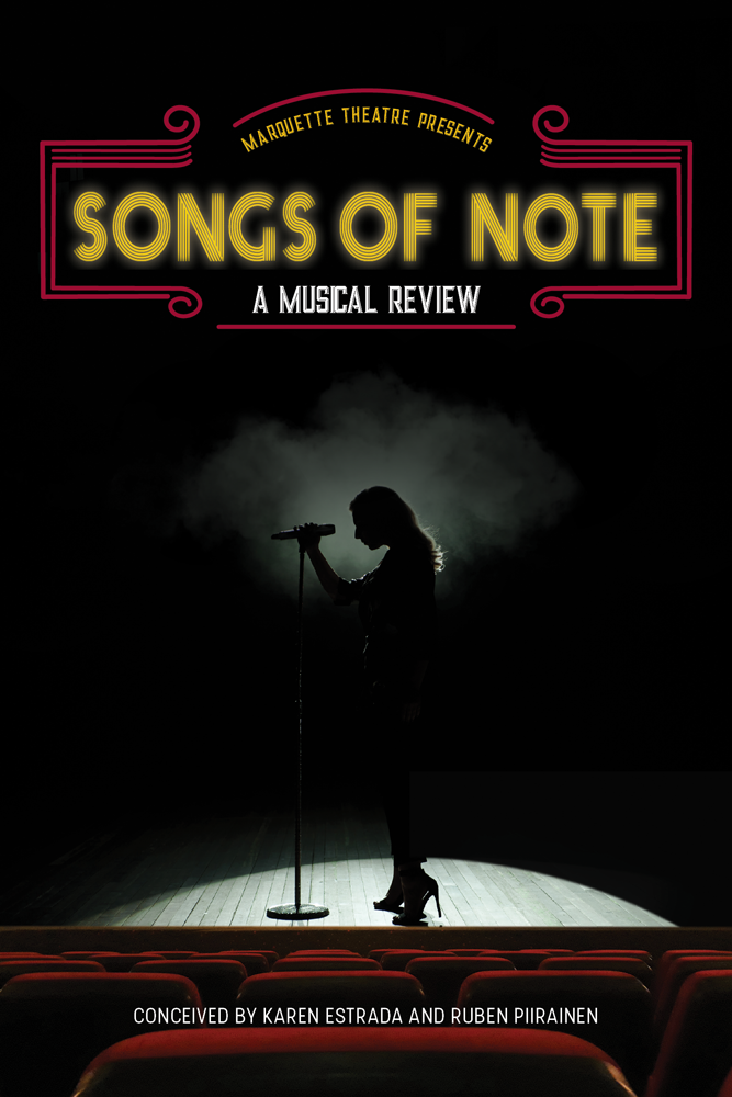 Songs of Note Poster
