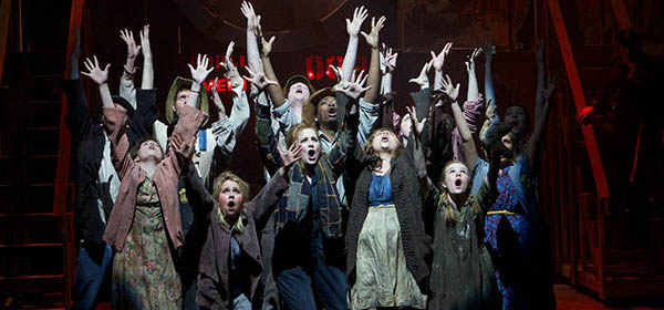 Urinetown Production Photo