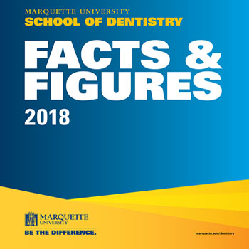 School of Dentistry Facts and Figures 2018