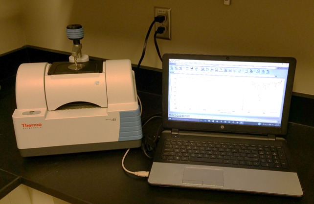 Nicolet iS 5 FT-IR Spectrometer