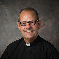 Rev. Jeffrey  LaBelle, S.J., Ed.D.