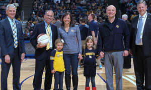 Lisa Edwards Honored as Faculty All Star