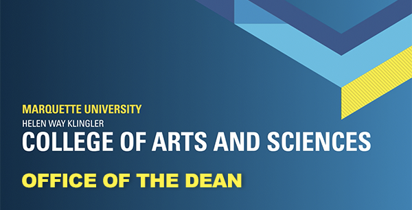 Office of the Dean banner image