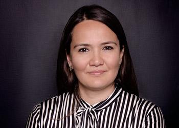 Diana Moreno, '01
