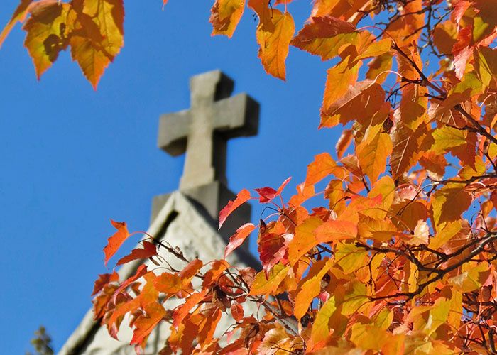 Prayer for Autumn Days // Faith at Marquette // Marquette University