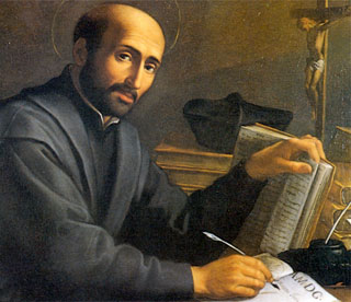 Image result for st. Ignatius