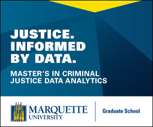 Criminal Justice Data Analytics Master's Program