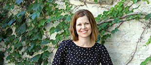 Katie Ruetz- Director of Graduate Admissions